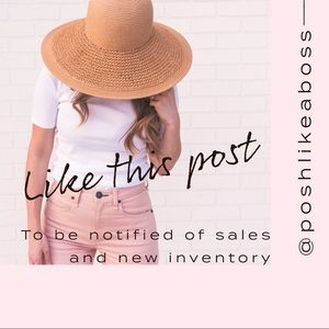 New inventory listed!Like this post to get on ViP